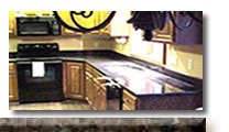 Granite Countertops by Bell look at examples link
